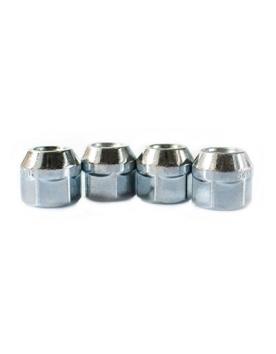 Nakrętki przelotowe do felg aluminiowych